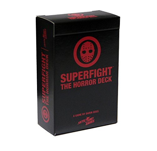 Superfight SUPERFIGHT The Horror Deck