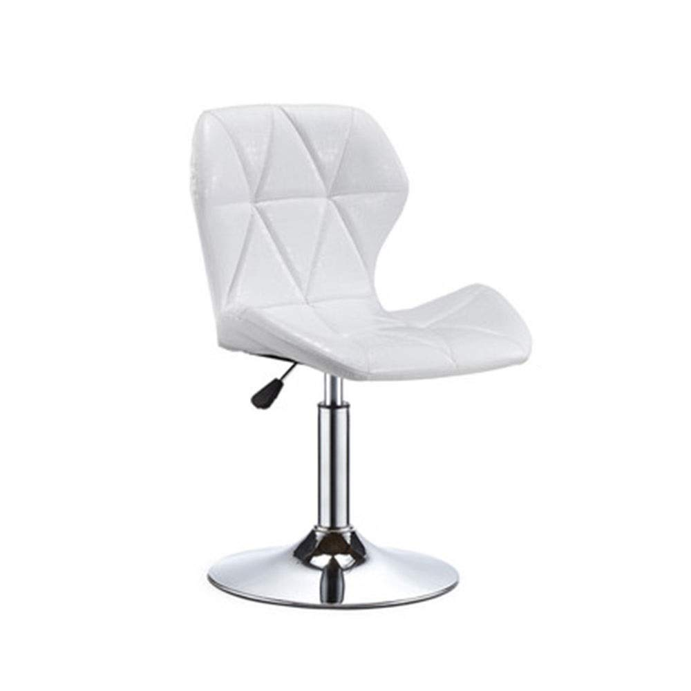 J Bar Chair Chair Lift Simple Home redate Bar Chair High Stool Reception Chair Backrest Stool 11 colors 1 Size (color   C)