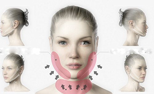 Amazon face v line chin up lift contouring belt neck line amazon face v line chin up lift contouring belt neck line tightening cream and 5 masks for sagging double chin facial contour creams beauty ccuart Image collections