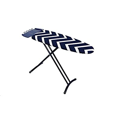 Laundry Solutions by Westex IBCOMP51 Compact Ironing Board Navy Compact Ironing Board
