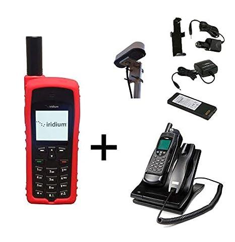 Amazon.com: Iridio 9555 Satellite teléfono edificio el ...