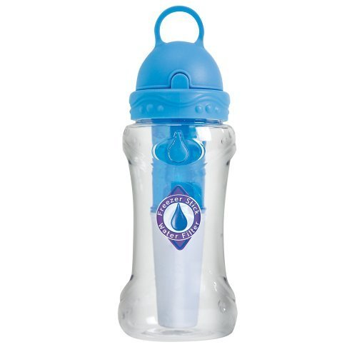 750 EZ Freeze Pure with freezer and water filter, 14-Ounce