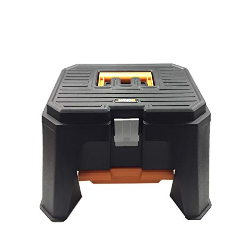 (WORX WA4214 Storage Step Stool)