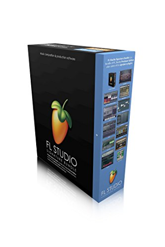 Image Line FL Studio 12 Signature Edition Music Production Software with 1 Year Free Extended Warranty