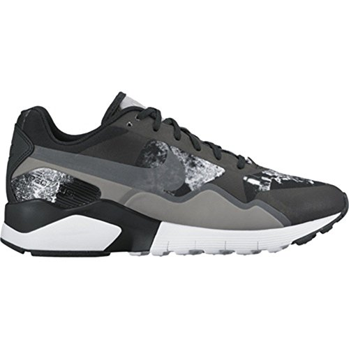 Nike Womens Air Pegasus 92/16 Print - Black/Wolf Grey-White 844927-001 (8M US)