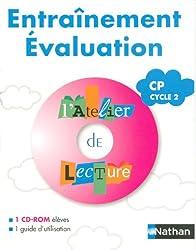 L'ATELIER DE LECTURE CP CD ROM + GUIDE D'UTILISATION DU CD-ROM Livre scolaire