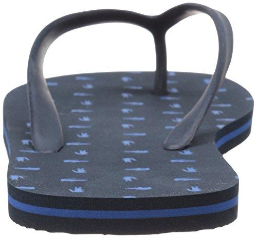 Lacoste Women's Ancelle Slide 116 1 Flip Flop, Navy/Blue, 8 M US