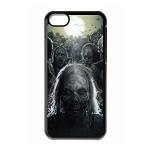 C-EUR Print The Walking Dead Pattern Hard Case for iPhone 5s for you