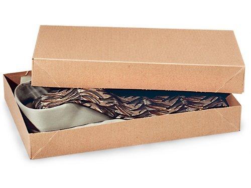 Shirt Women Boxes Apparel Kraft