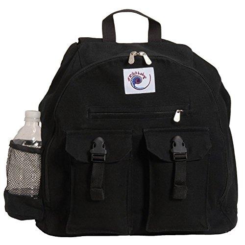 ERGO Baby Back Pack - Black by Ergobaby