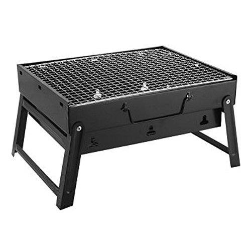 AKAUFENG Portable Folding Barbecue Grill