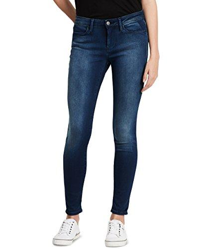 (Calvin Klein Jeans Women's Legging Denim Jean, Mid Used Blue 31)