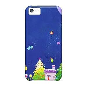 [xbnRGms185TbQgu]premium Phone Case For Iphone 5c/ Christmas Joy Tpu Case Cover