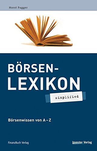 Börsenlexikon - simplified