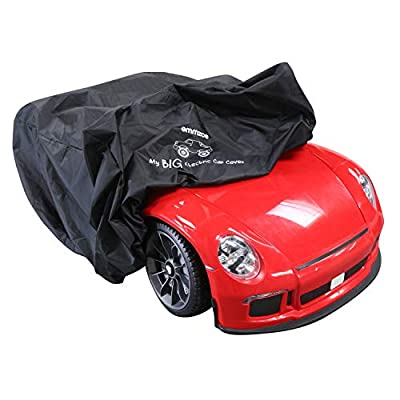 Emmzoe Ride-On Car Cover for Kids Electric Vehicles from Emmzoe