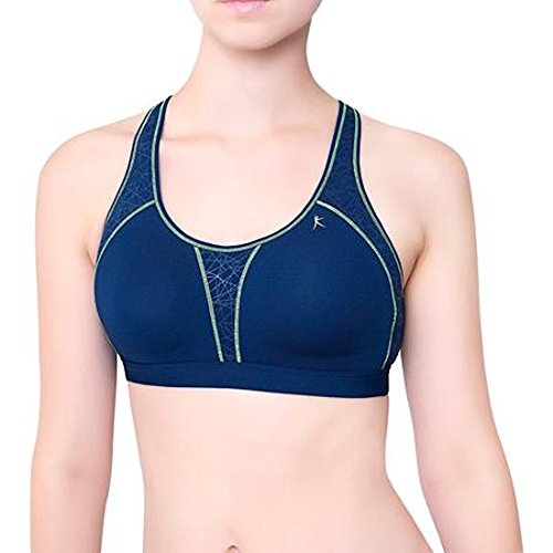 Danskin High Impact Sports Bra Women's Adjustable Extra Support