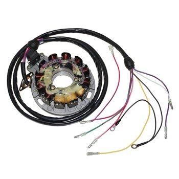 Marine Pro Stator Polaris SL750 94-95,SL780 96-97,SLT 94 ()