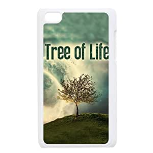 Tree of Life Painting Custom Case Cover for IPod Touch 4