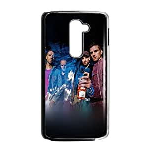 LG G2 Cell Phone Case Black hd41 coldplay music band celebrity SLI_538491