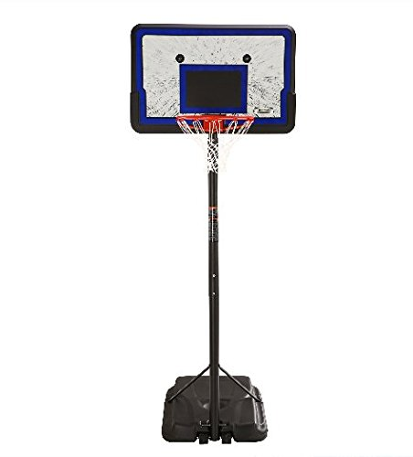 Lifetime 1221 Pro Court Height-Adjustable Portable Basketball System W/ 44-Inch ,#G14E6GE4R-GE 4-TEW6W280519 -