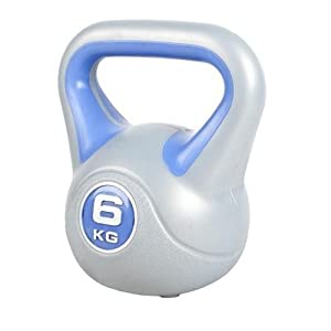 Gorilla Sports Kettlebell Stylish, 6kg, 10000345;27