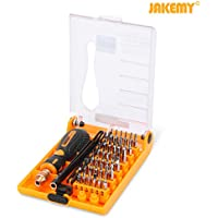 Jakemy All in 1 with 36 Bit Magnetic Precision Screwdriver Set, Professional Repair Tool Kit for Smartphone, iphone, ipad, Tablet, Laptop, PC and other Electronic Devices