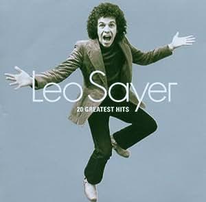 Leo Sayer 20 Greatest Hits Amazon Com Music