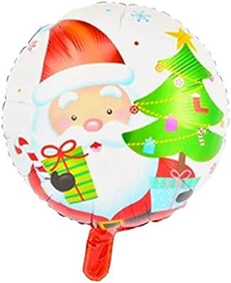 Balón Globo Hinchable Navidad BUON Navidad Decoración Día ...