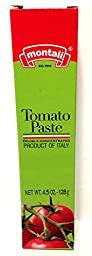 3 Pack of Montali Tomato Double Concentrate Tomato Paste