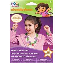 Dora Fashions - EK Success Nickelodeon Dora The Explorer Fashion Kit