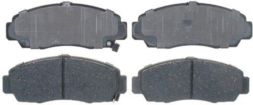 ACDelco 17D787C Professional Ceramic Front Disc Brake Pad Set ()