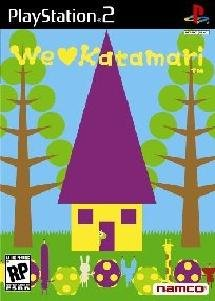 We Love Katamari - PlayStation 2 (Ps2 Complete Console)