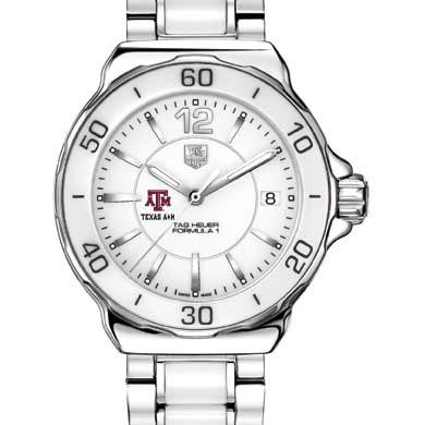 Texas A&M Women's TAG Heuer Formula 1 Ceramic Watch