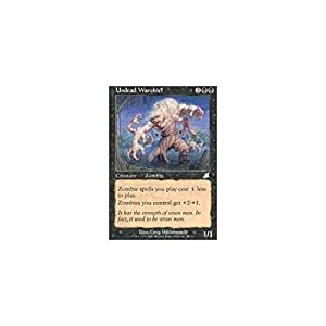 Magic: the Gathering - Undead Warchief - Scourge
