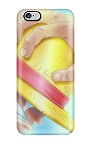 For Iphone 6 Plus Tpu Phone Case Cover(luffy Crying)