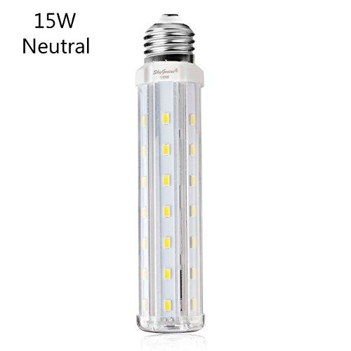 9w Warm White Led Corn Light Bulb E26 Standard Socket 950lm 3200k For Indoor Outdoor Home