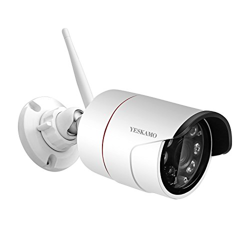 Yeskamo Wireless Bullet Camera Outdoor Expandable Ip