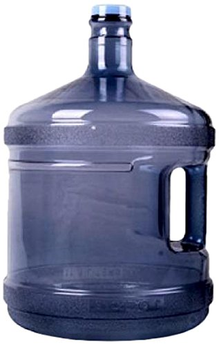 Ore International Water Bottle, 3 gal, Blue (3 Gallon Plastic Water Bottle)