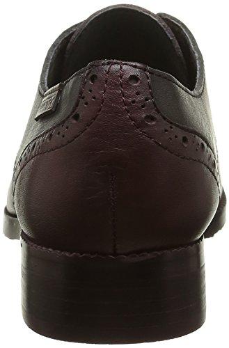 Pikolinos Royal W4d I16 - Zapatos Mujer Rojo - Rouge (Garnet)