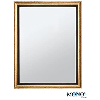 Amazon Com Monoinside Framed Wall Mounted Rectangular