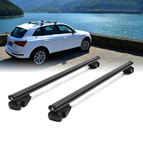BMW 3 Series Touring E46 5 Door 99/>05 Aluminium Lockable 1.2M Roof Bars New
