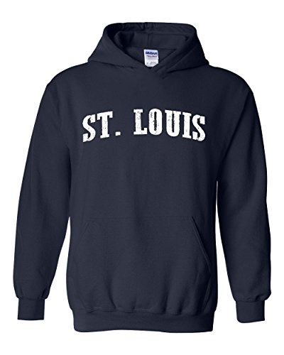 Missouri Hoodie ST. Louis MO Home University Of Missouri Tigers Unisex Hoodies - Mall Springfield Shop