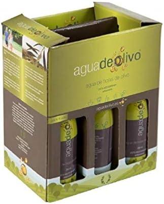 Agua de Olivo 250 ml - Antioxidante Pack 6 botellas: Amazon.es: Salud y cuidado personal