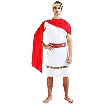 thematys® Disfraz de Julio César Toga Romana para Hombre ...