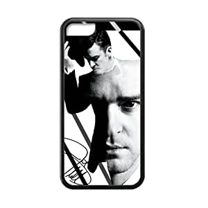 CSKFUCTSLR Laser Technology Justin Timberlake TPU Case Cover Skin for Cheap phone iphone 6 4.7 inch iphone 6 4.7 inch-1 Pack- Black - 5