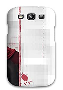 For Galaxy S3 Protector Case Bleach Phone Cover