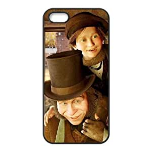 iPhone 4 4s Cell Phone Case Black Christmas Carol I8257479