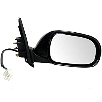 G35x Sedan Passenger Side Black Heated Power Replacement Mirror with PTM Cover Fit System 68601N Infiniti G35 Sedan