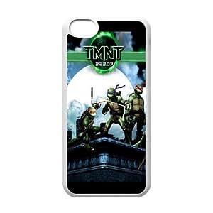 iPhone 5C Phone Case Teenage Mutant Ninja Turtles T7486