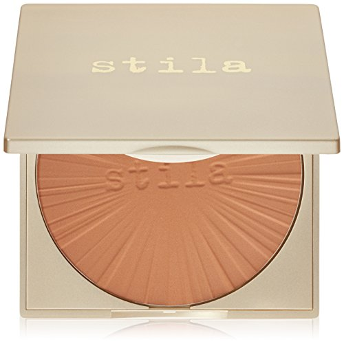 stila Stay All Day Bronzer for Face and Body, Dark, 0.53 oz.